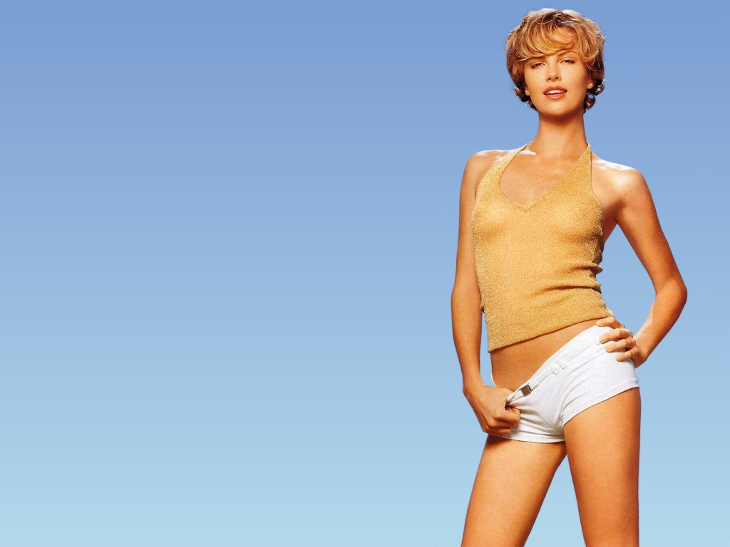 Sorry, charlize theron sexy body