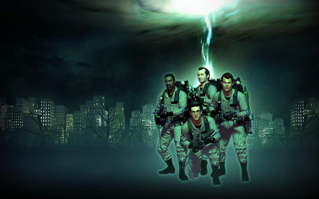 Ghost Busters (3)