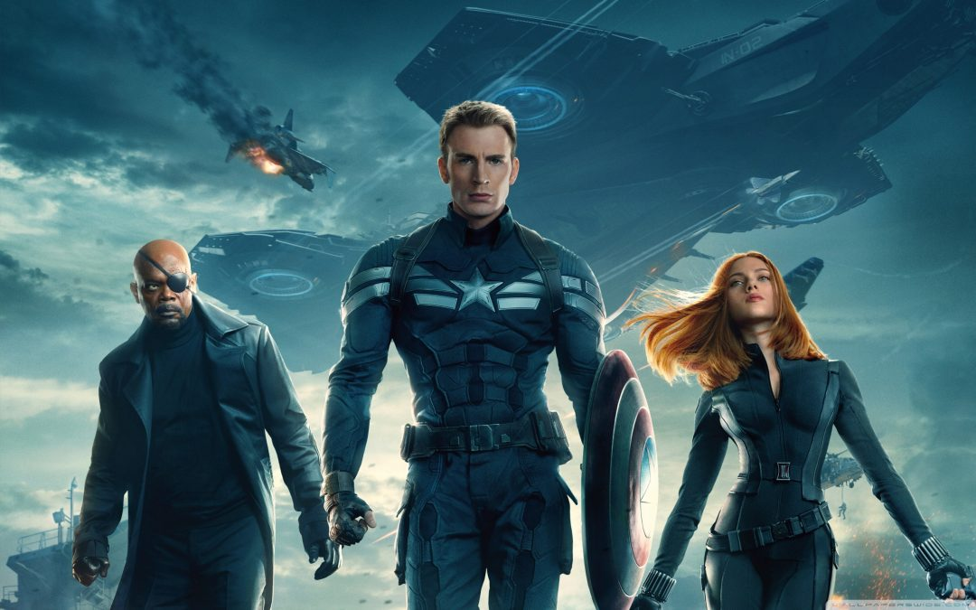 Captain America The Winter Soldier 2014 Movie 2