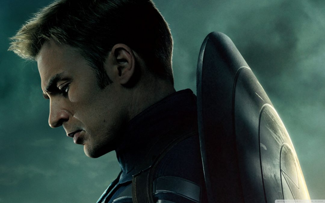 Captain America The Winter Soldier 2014 A